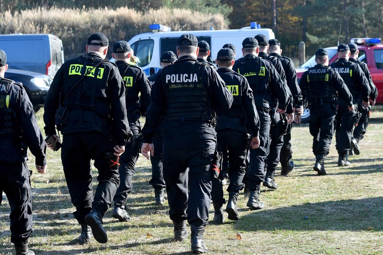 Koronawirus zmienia program policyjnych szkoleń