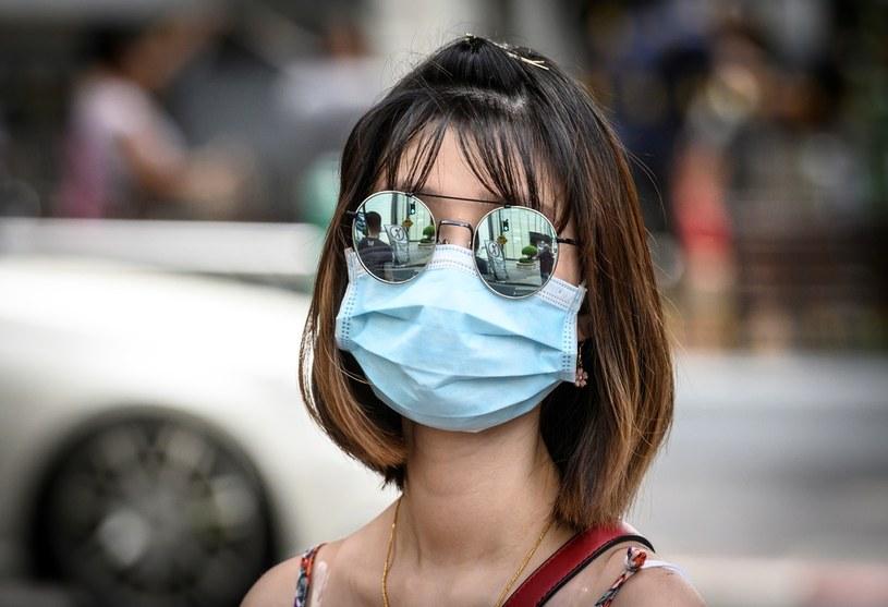 Koronawirus /AFP