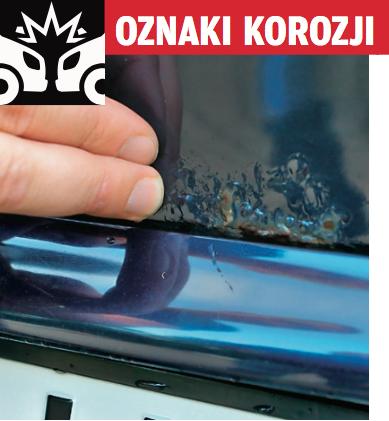 korozja /Motor