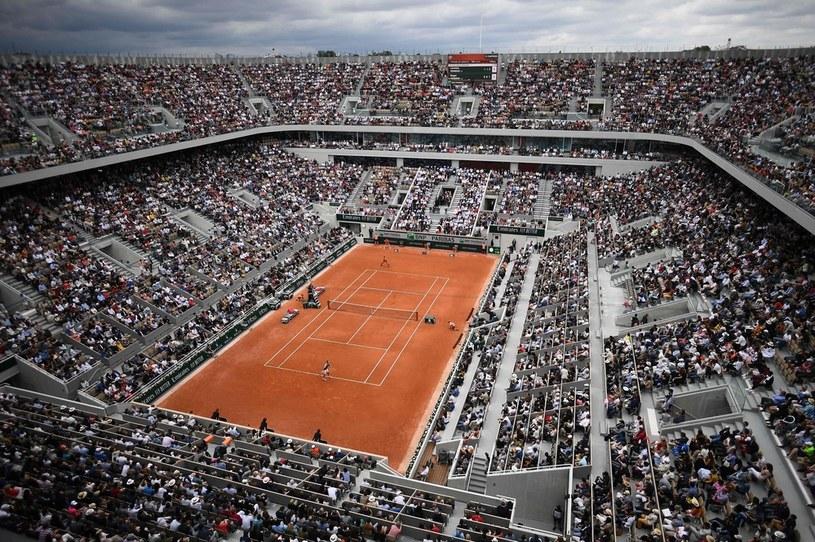 Korty Rolanda Garrosa /Anne Christine Poujolat/AFP /AFP