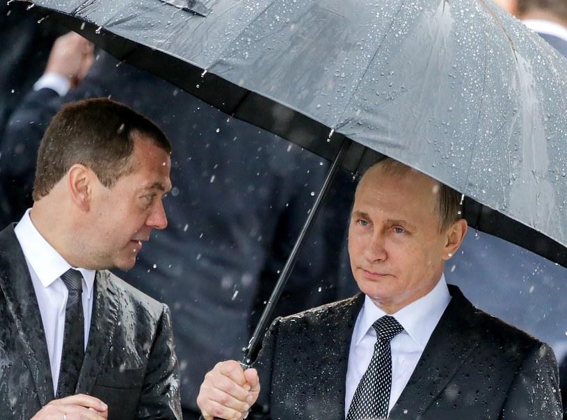Korupcji na taką skalę jeszcze w Rosji nie było /Marat Abulkhatin /Agencja FORUM