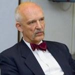 Korwin-Mikke: Liczymy na 10 proc. poparcia w wyborach