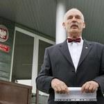 Korwin-Mikke podejrzewa PSL o fałszerstwa wyborcze