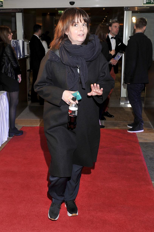 Korwin Piotrowska często krytykowana jest za swój wygląd /Mieszko Pietka /AKPA
