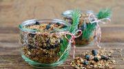 Korzenna granola ze śliwkami kalifornijskimi