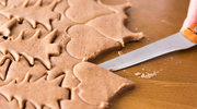Korzenno-migdałowe ciasteczka z miodem