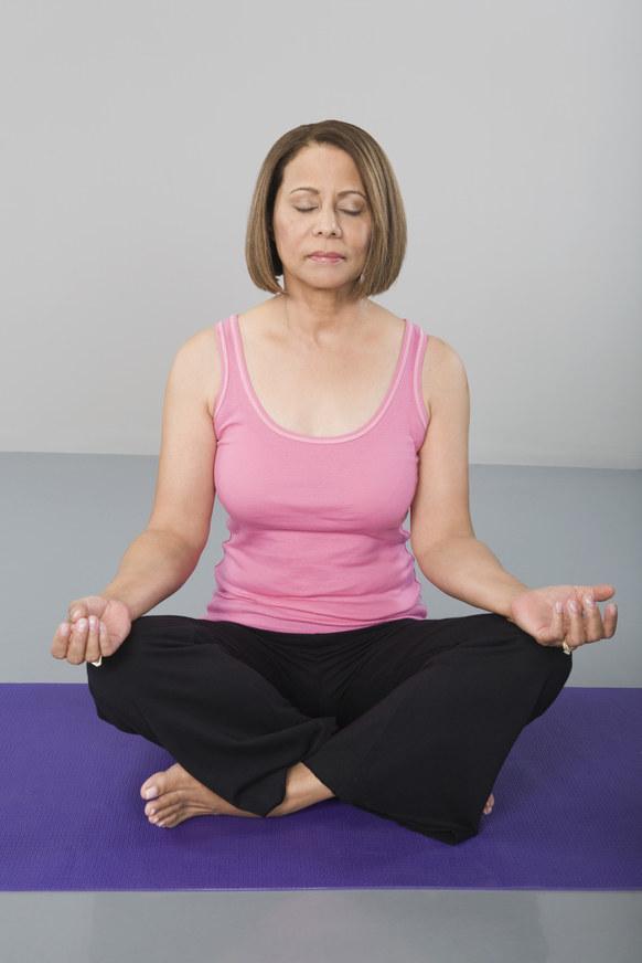 Korzyści jak w medytacji /© Photogenica