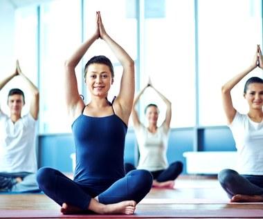 Korzyści płynące z uprawiania jogi