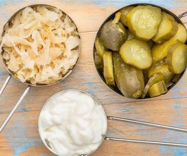 Korzyści zdrowotne produktów fermentowanych