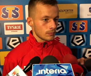 Kosakiewicz po meczu Korona - Legia. Wideo