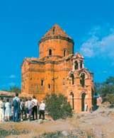 Kościół Akdamar nad jeziorem Wan, 915 /Encyklopedia Internautica