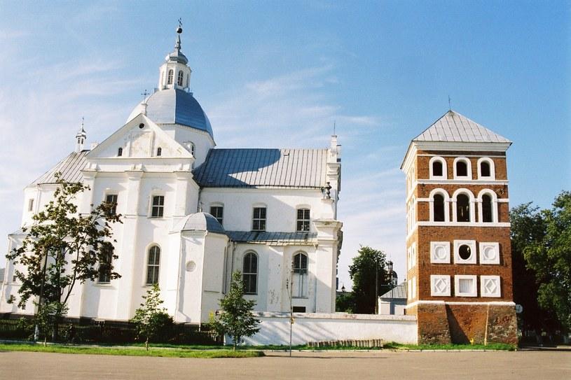 Kościół Bożego Ciała w Nieświeżu na Białorusi /NIKOLAY TITOV /East News