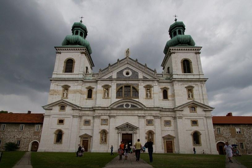Kościół kamedułów na Bielanach /Jan Graczyński /East News
