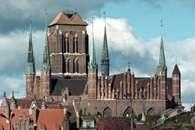 Kościół Mariacki w Gdańsku /Encyklopedia Internautica