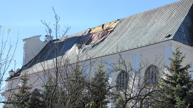 Kościół p.w. Św. Józefa do jeden z najważniejszych obiektów opactwa /Bartek Paulus /RMF FM