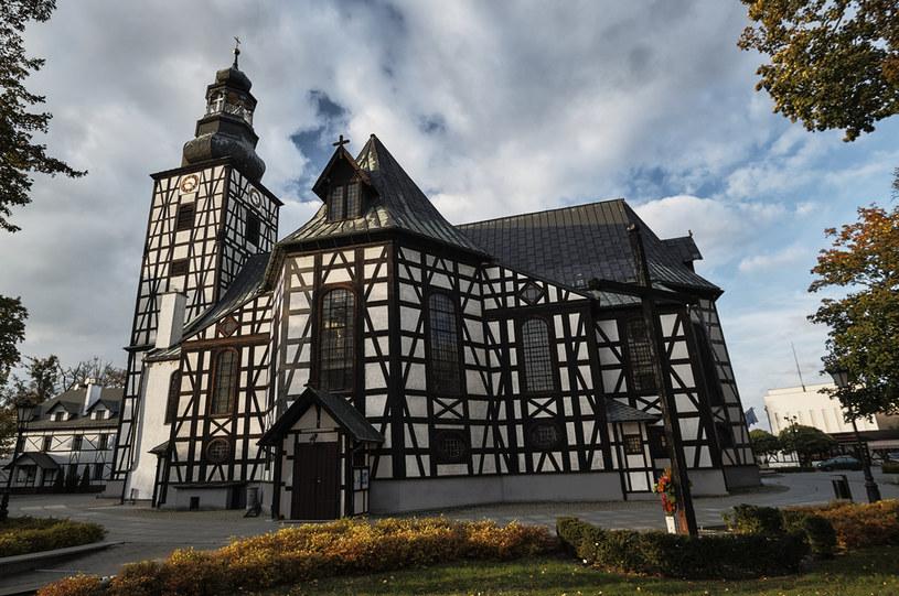 Kościół protestancki w Miliczu /123RF/PICSEL