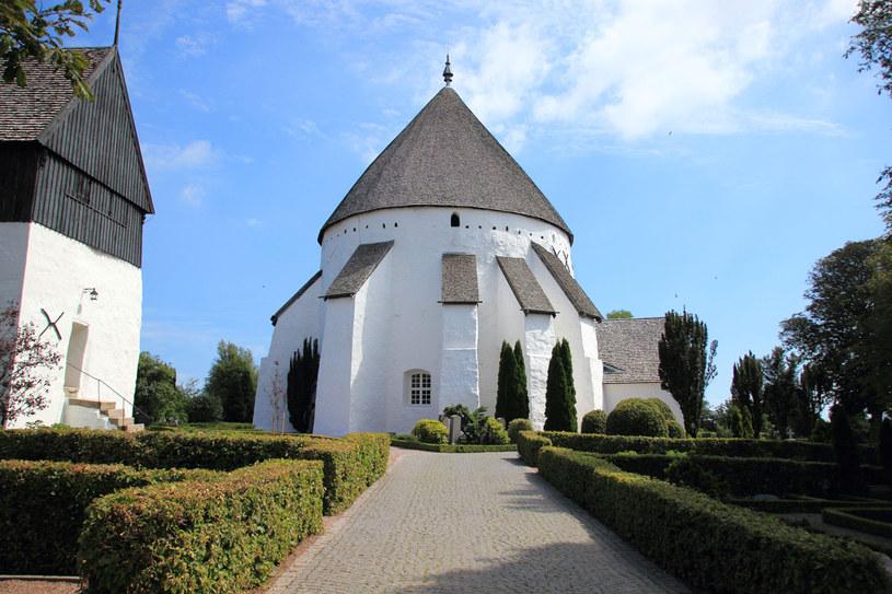 Kościół-rotunda w Osterlars /123RF/PICSEL