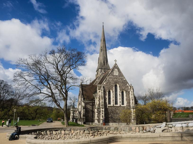Kościół św. Albana /123RF/PICSEL