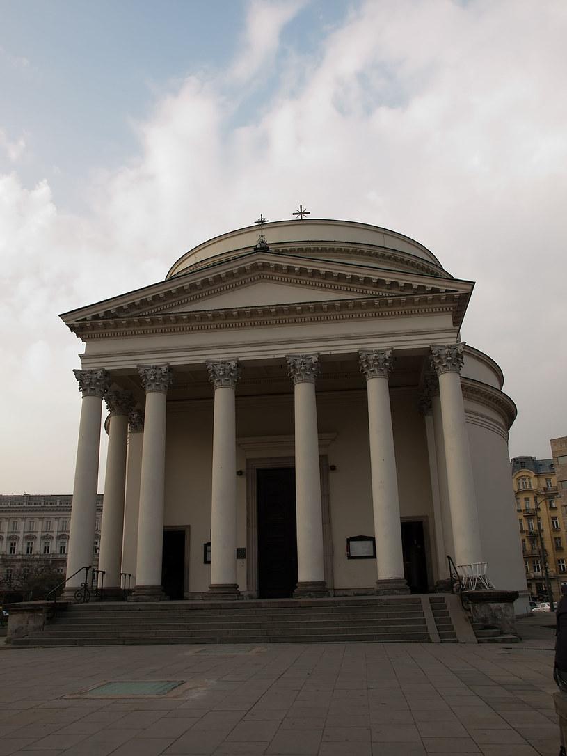 Kościół św. Aleksandra w Warszawie /Jacek Cudak /123RF/PICSEL