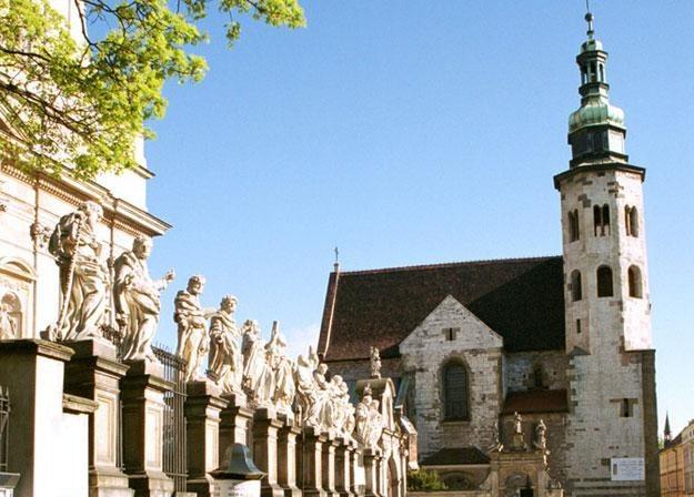 Kościół św. Andrzeja w Krakowie/fot. A. Minkin /Reporter