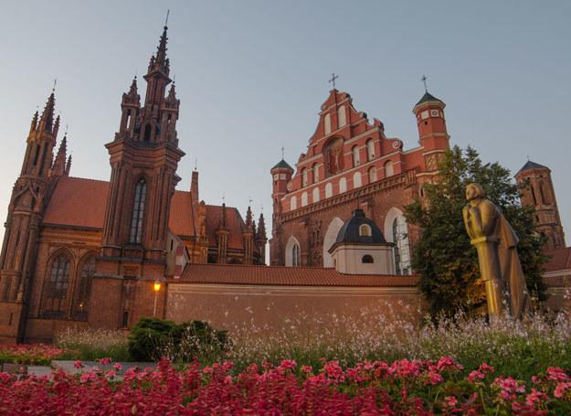 Kościół św. Anny, Wilno /123RF/PICSEL