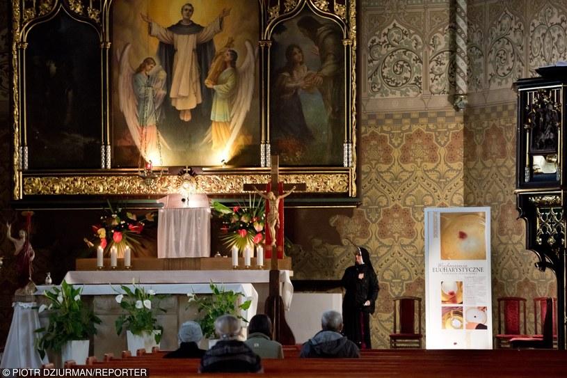 Kościół św. Jacka w Legnicy /Piotr Dziurman /Reporter