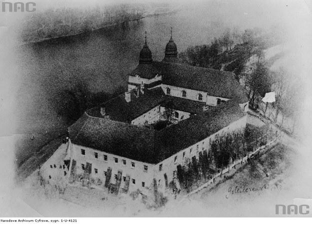Kościół św. Jana w Mogilnie /Z archiwum Narodowego Archiwum Cyfrowego