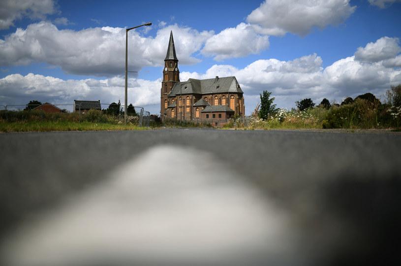 Kościół w Manheim w Niemczech, zdjęcie ilustracyjne /INA FASSBENDER / AFP /AFP