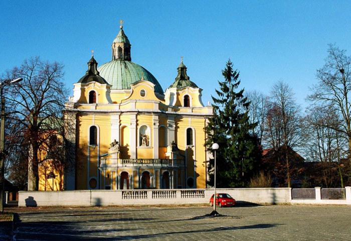 Kościół w Trzemesznie /&nbsp
