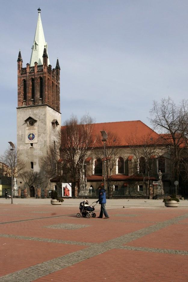 Kościół Wniebowzięcia Najświętszej Maryi Panny w Bytomiu /Rafał Jabłoński  /East News