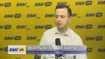 Kosiniak-Kamysz w Porannej rozmowie RMF