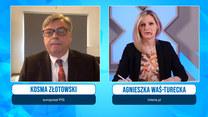 Kosma Złotowski: Obawiam się, że chodzi o zmianę traktatów UE