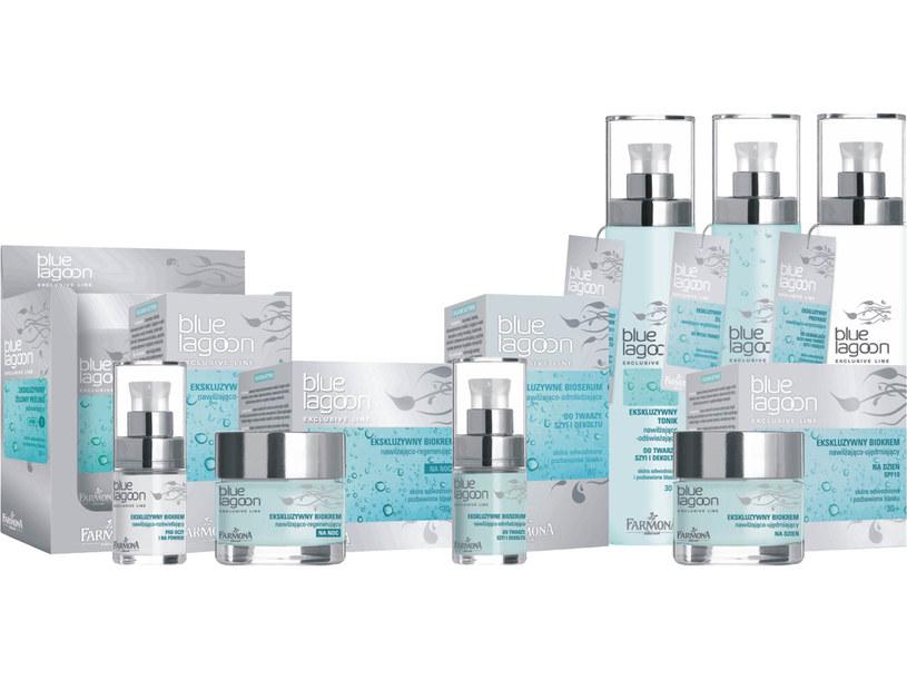Kosmetyki Blue Lagoon Exclusive Line - mogą być twoje!  /materiały prasowe