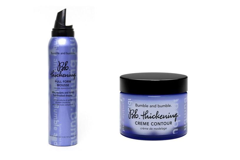 Kosmetyki Bumble and bumble wyłącznie w perfumeriach Sephora /materiały prasowe