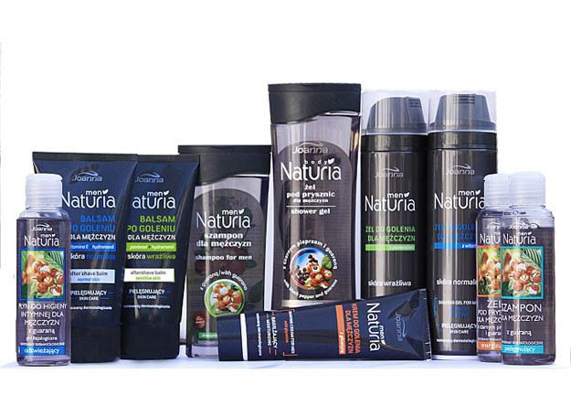 Kosmetyki dla mężczyzn /materiały prasowe