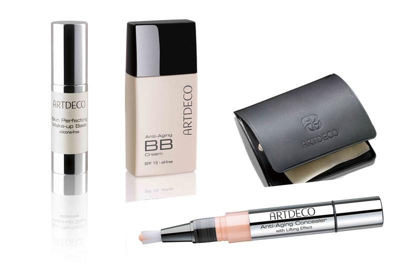 Kosmetyki do makijażu Artdeco /Styl.pl/materiały prasowe