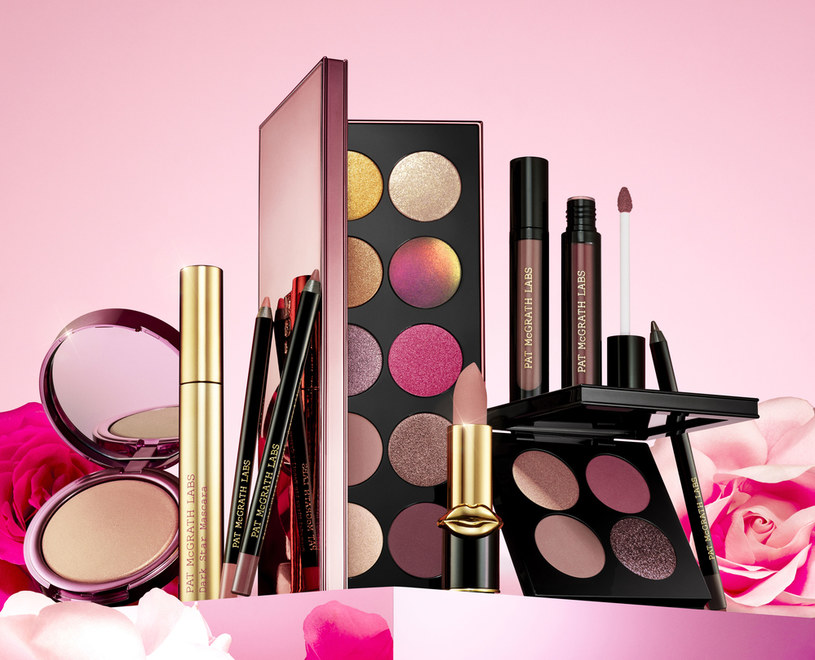 Kosmetyki do makijażu marki Pat McGrath Labs są już dostępne w Polsce /materiały prasowe