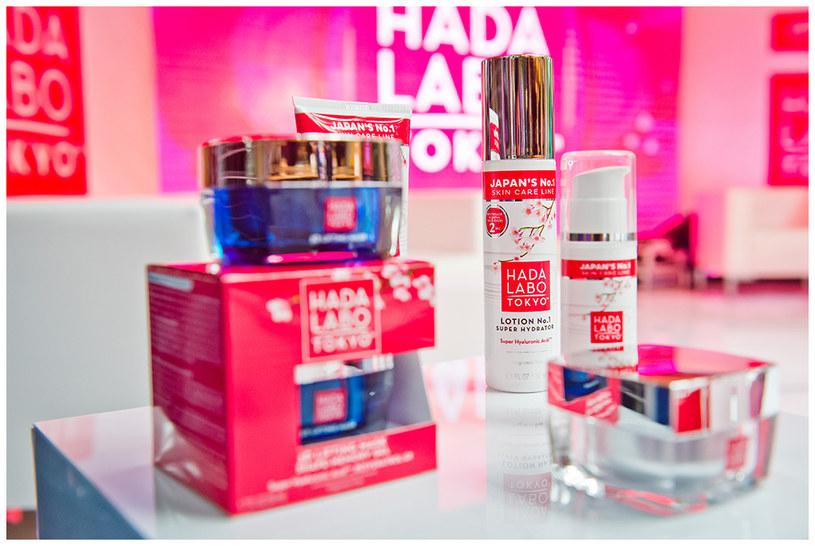Kosmetyki Hada Labo /materiały prasowe