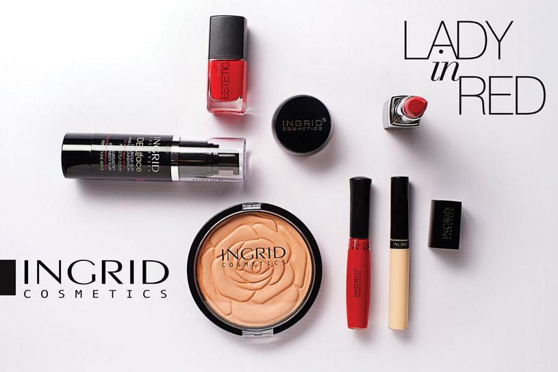 Kosmetyki Ingrid /- /Styl.pl/materiały prasowe