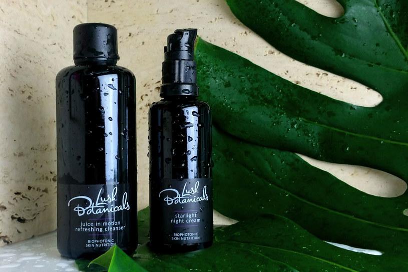 Kosmetyki Lush Botanicals /materiały prasowe