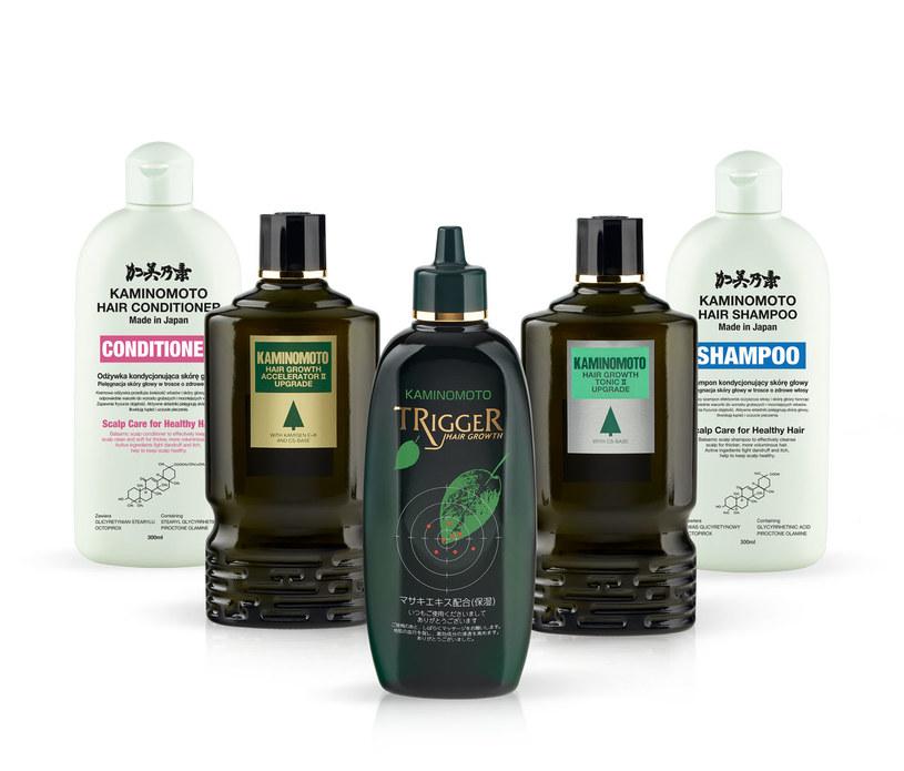 Kosmetyki marki Kaminomoto /materiały prasowe