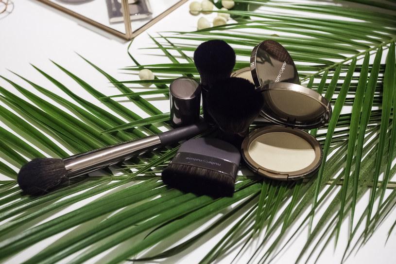 Kosmetyki marki Nude by Nature /materiały prasowe