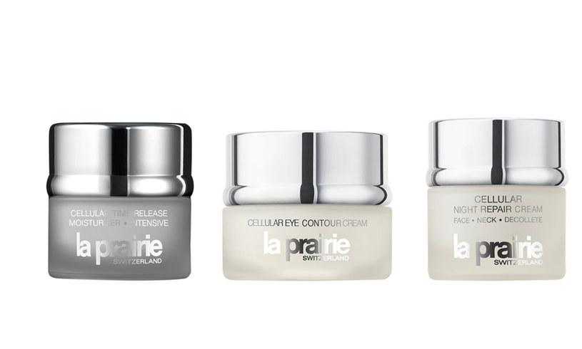 Kosmetyki nawilżające od La Prairie /materiały prasowe