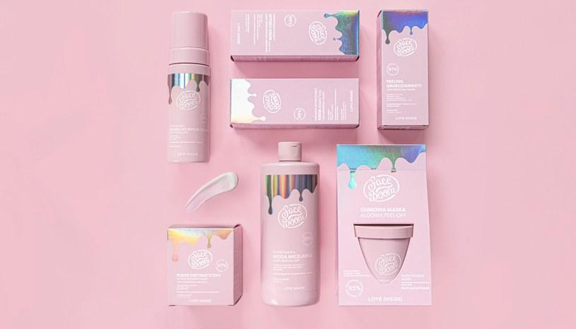 Kosmetyki nowej marki FaceBoom /materiały prasowe