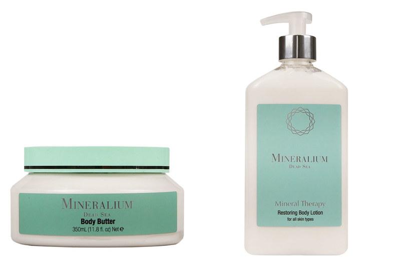 Kosmetyki od Mineralium /materiały prasowe