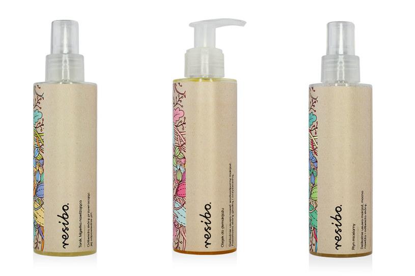 Kosmetyki Resibo /materiały prasowe