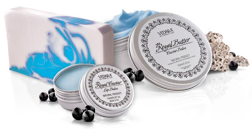 Kosmetyki Vedara Caviar /materiały prasowe