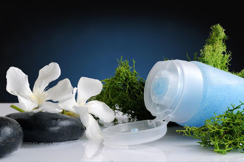 Kosmetyki z algami świetnie nawilżają skórę /123/RF PICSEL