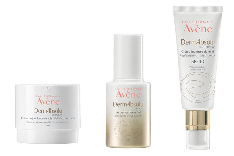 Kosmetyki z gamy DermAbsolu /materiały prasowe