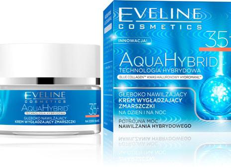 Kosmetyki z serii Aqua Hybrid od Eveline /materiały prasowe